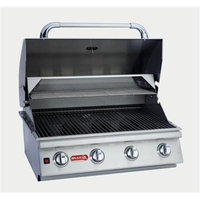 Bull Bbq Bull Outdoor Products 87049 Lonestar Select Drop In Unit Natural Gas