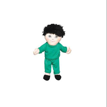 Childrens Factory Children s Factory CF100-726 Asian Boy in Sweat Suit