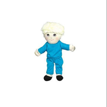 Childrens Factory Children s Factory CF100-728 White Boy in Sweat Suit