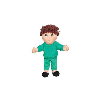 Childrens Factory Children s Factory CF100-730 Hispanic Boy in Sweat Suit