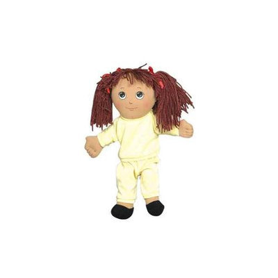 Childrens Factory Children s Factory CF100-731 Hispanic Girl in Sweat Suit