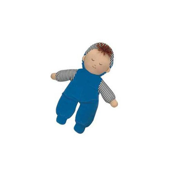 Childrens Factory Children s Factory CF100-761B 10 in. Baby First Doll- Hispanic Boy
