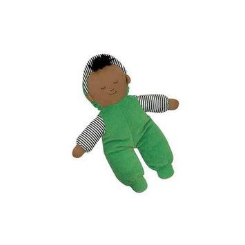 Childrens Factory Children s Factory CF100-763B 10 in. Baby First Doll- Black Boy