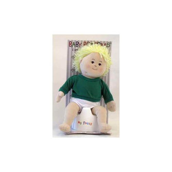 Childrens Factory Children s Factory CF100-793 Baby Bottoms with Potty- White Boy