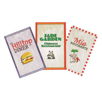 Childrens Factory Set Of Three Early Reader Menus