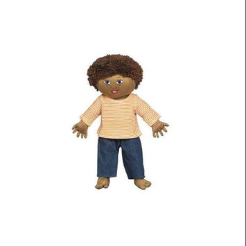 Childrens Factory Children s Factory CF100-631 Down Syndrome Light Brown Boy Doll