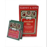Harney & Sons Fine Teas Black Tea with Holiday Spices - 20 Teabags.