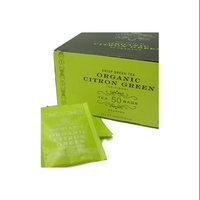 Harney and Sons Organic Citron Green Tea, 50 Bags