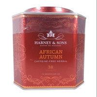Harney & Sons African Autumn Caffeine Free Herbal Tea 30 Ct