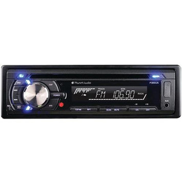 Planet Audio P380UA Single-DIN In-Dash CD Receiver
