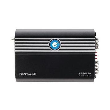 Planet Audio Bbd2500.1 Big Bang 2500w Class D Mono Block Amplifier