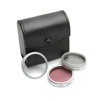 Crystal Optics 46mm Multi Coated Photo/Video 3-Filter Kit