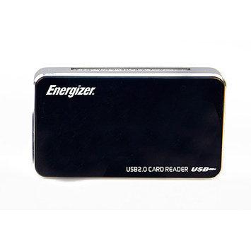 Energizer - 64-in-1 USB 20 Memory Card Reader/Writer