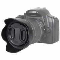 Relaunch Aggregator 58mm Revrsble Tulip Lens Hood & Lens Cap - HV58