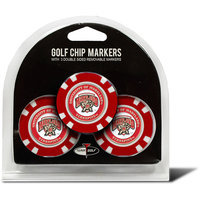 Team Golf Maryland Terrapins 3-pack Poker Chip Ball Markers