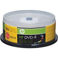 Hewlett Packard HP DVD+R Media - 25 Pack