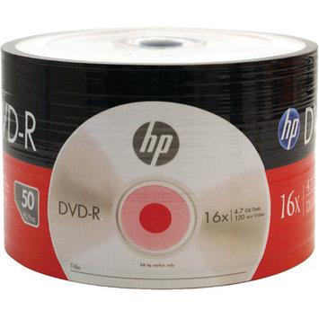 Hewlett Packard HP 4.7GB 16X DVD-R 50 Packs Disc Model DM00070B