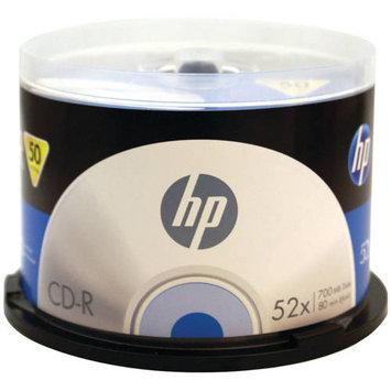 Hewlett Packard HP 50 Pack 52X CD-R 700MB 80 Minute