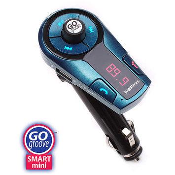 Accessory Power Professional Series GOgroove SmartMini Bluetooth FM Transmitter
