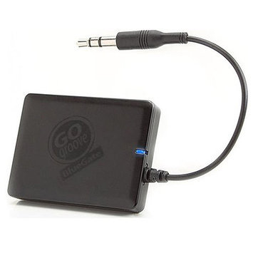 Accessory Power GOgroove BlueGate Bluetooth Receiver, Black