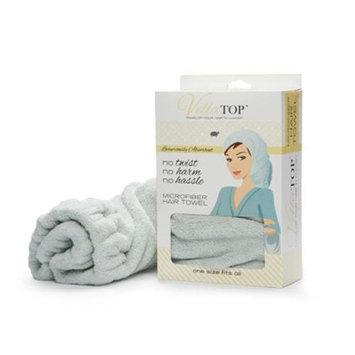 Vella Top 4001 Microfiber Hair Towel - 2 pack