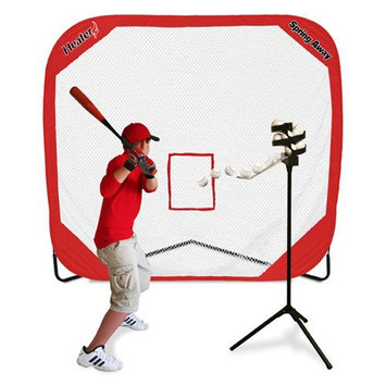 Heater BL129 Big League And Spring Away Pro 7X7 Pop-Up Net