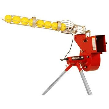I Pitching Machines Heater Combo Pitching Machine with BONUS Ball Feeder
