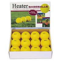 Heater Sports PMB29 - Heater Pitching Machine Baseballs #PMB29 - Balls