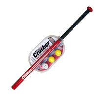 Trend Sports Trend Heater Sports Crusher Mini-Ball Training Bat CRBAT19