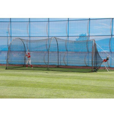 Heater Trend Sports Xtender 24 Home Batting Cage