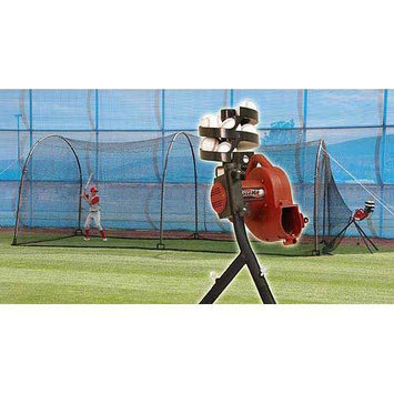 Heater Sports BH499 - BaseHit & Xtender 24 Real Baseball Package