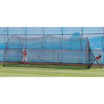 Heater Sports BH399 - BaseHit & PowerAlley Real Baseball Package