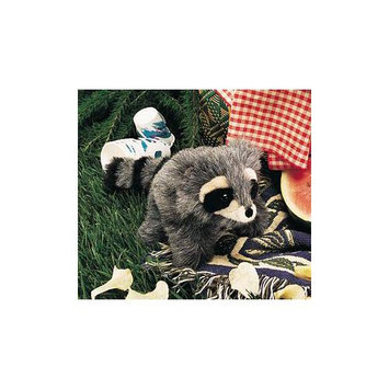 Folkmanis Puppets BABY RACCOON Plush Hand Puppet