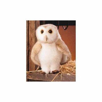 Folkmanis Puppets BARN OWL Plush Hand Puppet