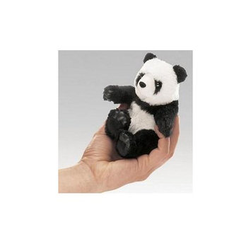 Folkmanis Mini Panda Finger Puppet - 2694