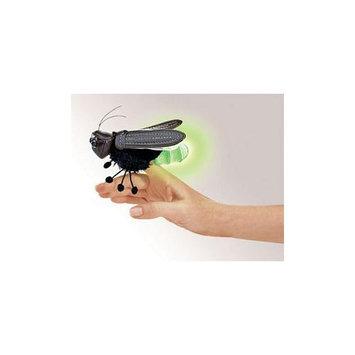 Folkmanis Mini Firefly Finger Puppet - 2728