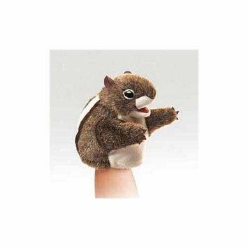 Folkmanis Little Chipmunk Hand Puppet