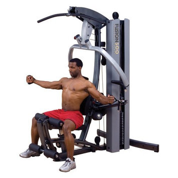 Sams Club F500 Home Gym with 210 lb. Weight Stack - Home Gym Equipment