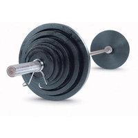 Body-Solid OSB355 355 lbs Cast Olympic Set