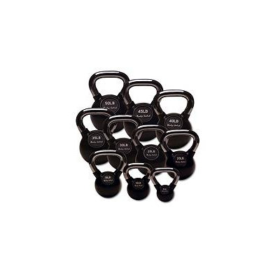 Body-solid Body Solid Kettlebell (Set of 10)