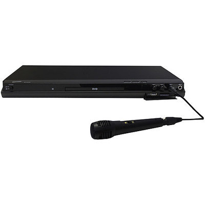 Supersonic SC-31DVD 5.1 Channel DVD Player
