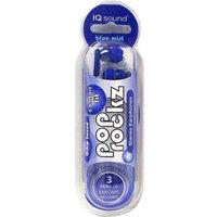 Supersonic Headphones IQ-106 Series Digital Noise Reduction Stereo Earphones - Blue VU0641 IQ-106 BLUE