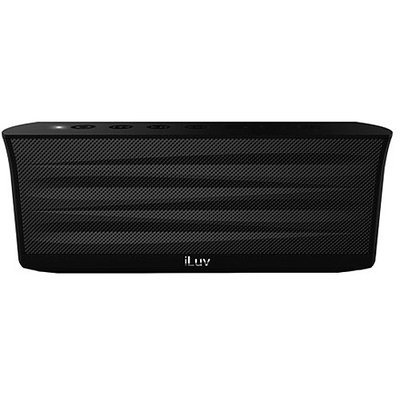 Jwin Electronics Corporation Jwin ISP233BLK Mobiout Stereo Bt Speaker Dock Rechargeable Splash-resistant
