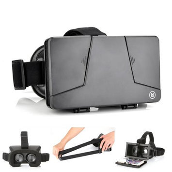 Minisuit 3D Virtual Reality Headset Goggles for iPhone Samsung HTC Nexus & More