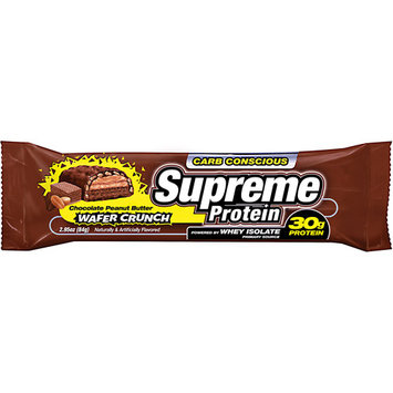 Supreme Protein - Carb Conscious Bar Chocolate Peanut Butter Wafer Crunch - 2.95 oz.