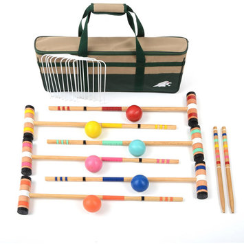 Lion Sports 6 Player Select Croquet Set