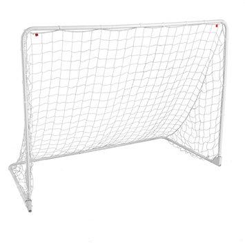 Lion Sports Inc. Lion Sports Fold2GO Portable Steel Soccer Goal - 8 x 6 ft.