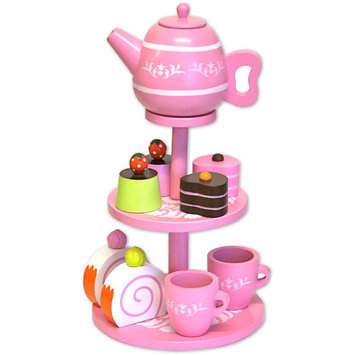 Discoveroo High Tea Set