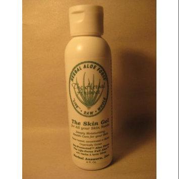 Herbal Answers, Herbal Aloe Force The Skin Gel 4 fl oz