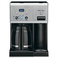 Cuisinart CHW-12 CHW12 12-cup Programmable Coffee Maker w/ 2 Pack Coffee Mug & Iced Beverage Cup & Coffee/ Espresso Descaler